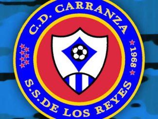 Escudo CD CARRANZA Fondo Azul