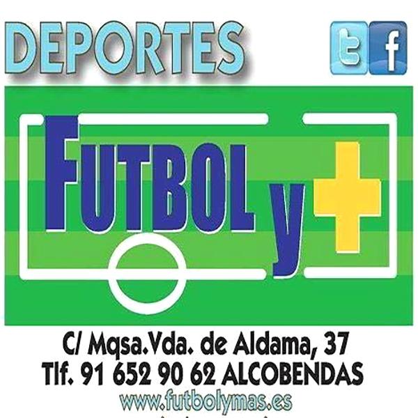 Deportes Fútbol y Mas