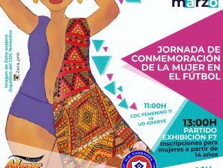 JORNADA DE CONMEMORACIÓN DE LA MUJER EN EL FÚTBOL