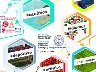 """Summer Sanse-Escuela de verano y """" Verano Activo CDC 2018 """""""