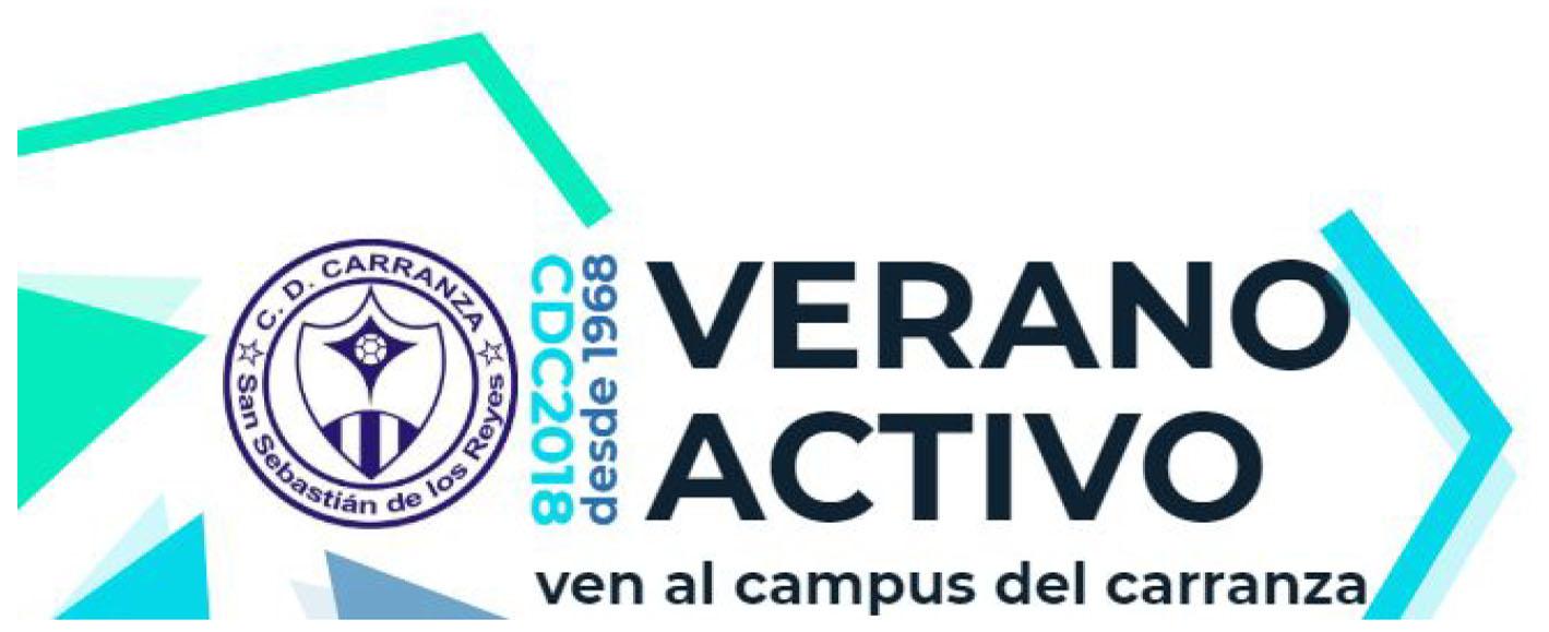 Verano Activo C.D. Carranza